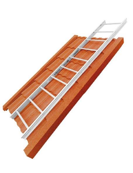 Кровельная лестница для крыши Санта