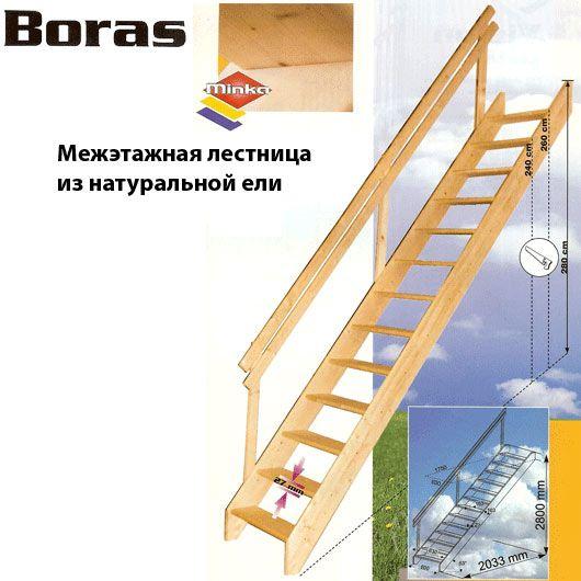 Строительство межэтажных лестниц